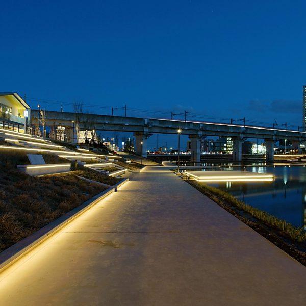 柏の葉イノベーションキャンパス アクアテラス