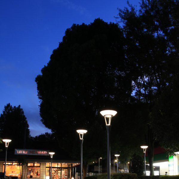 シーアイハイツ和光 外部照明改修計画コンサルティング業務