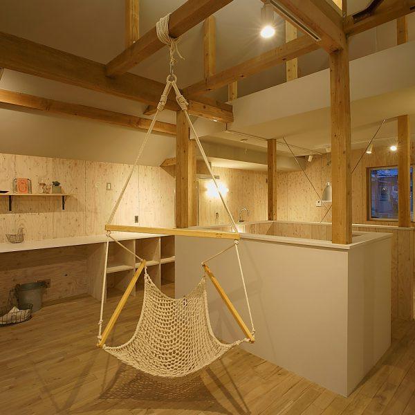武蔵関公園の家