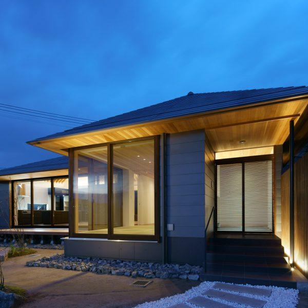 「筑紫野市の家」グッドデザイン賞 受賞のお知らせ